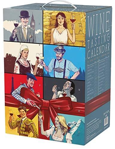Wein Tasting | Kalea Weinverkostung | 24 ausgewählte Weine aus aller Welt | Rotwein, Weißwein, Rosé | Weine aus Frankreich, Italien, Spanien, Chile, Österreich und Deutschland | 24 x 0,25l variant