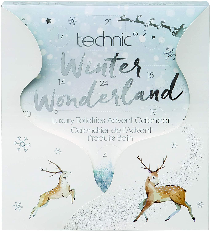 Technic Advent Winter Wonderland