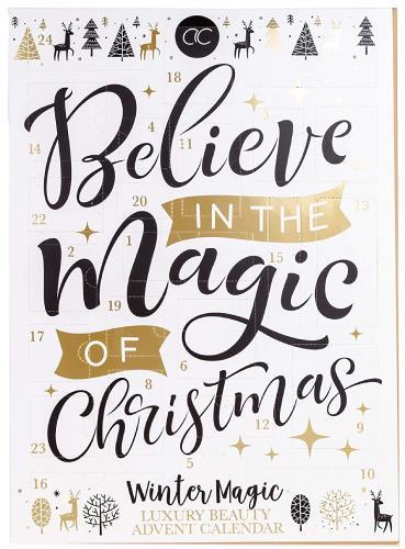 "Accentra Wellness Adventskalender ""Believe in the Magic"" 2020"