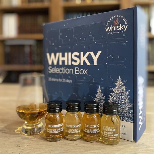 Whiskey Advent Calendar 2021