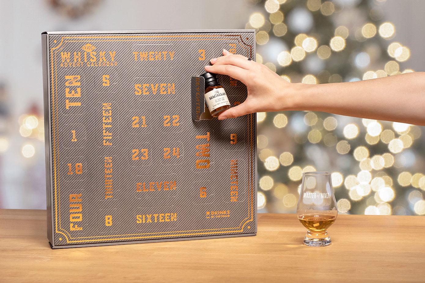 Whisky Advent Calendar 2020