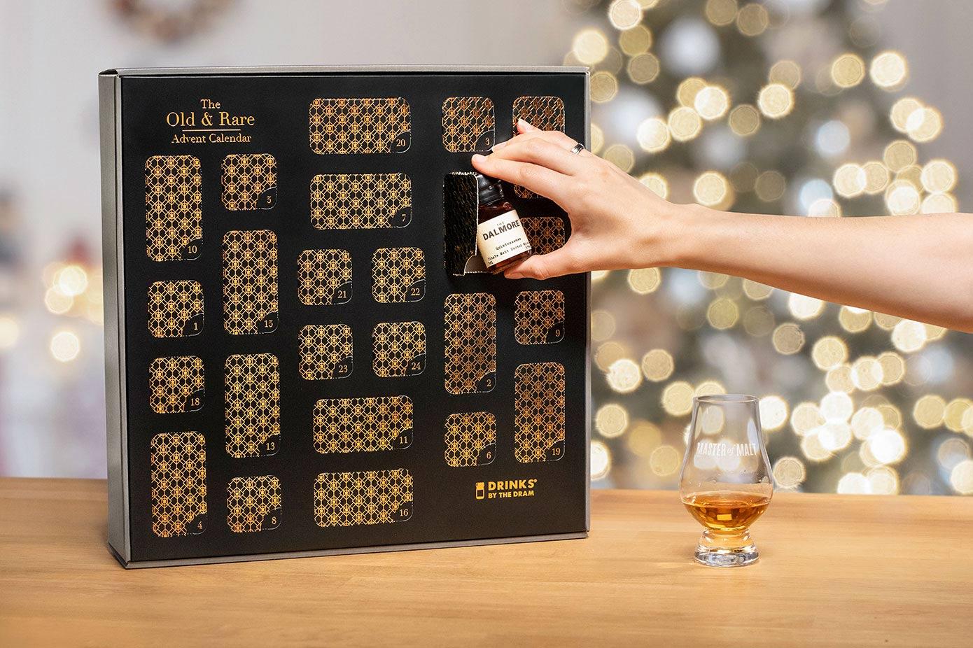 Old & Rare Whisky Advent Calendar