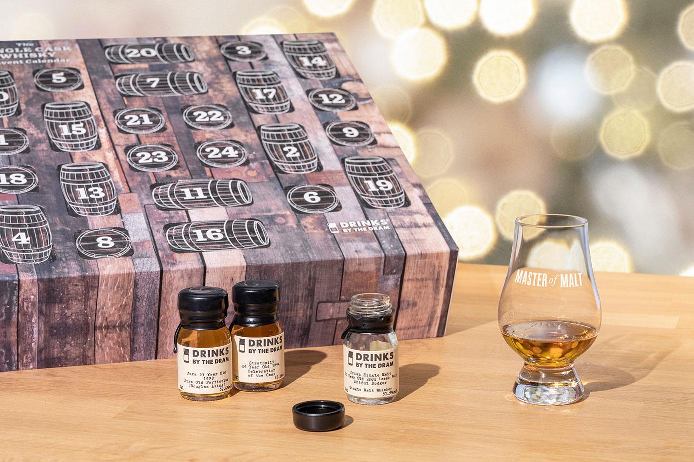 Single Cask Whisky Advent Calendar