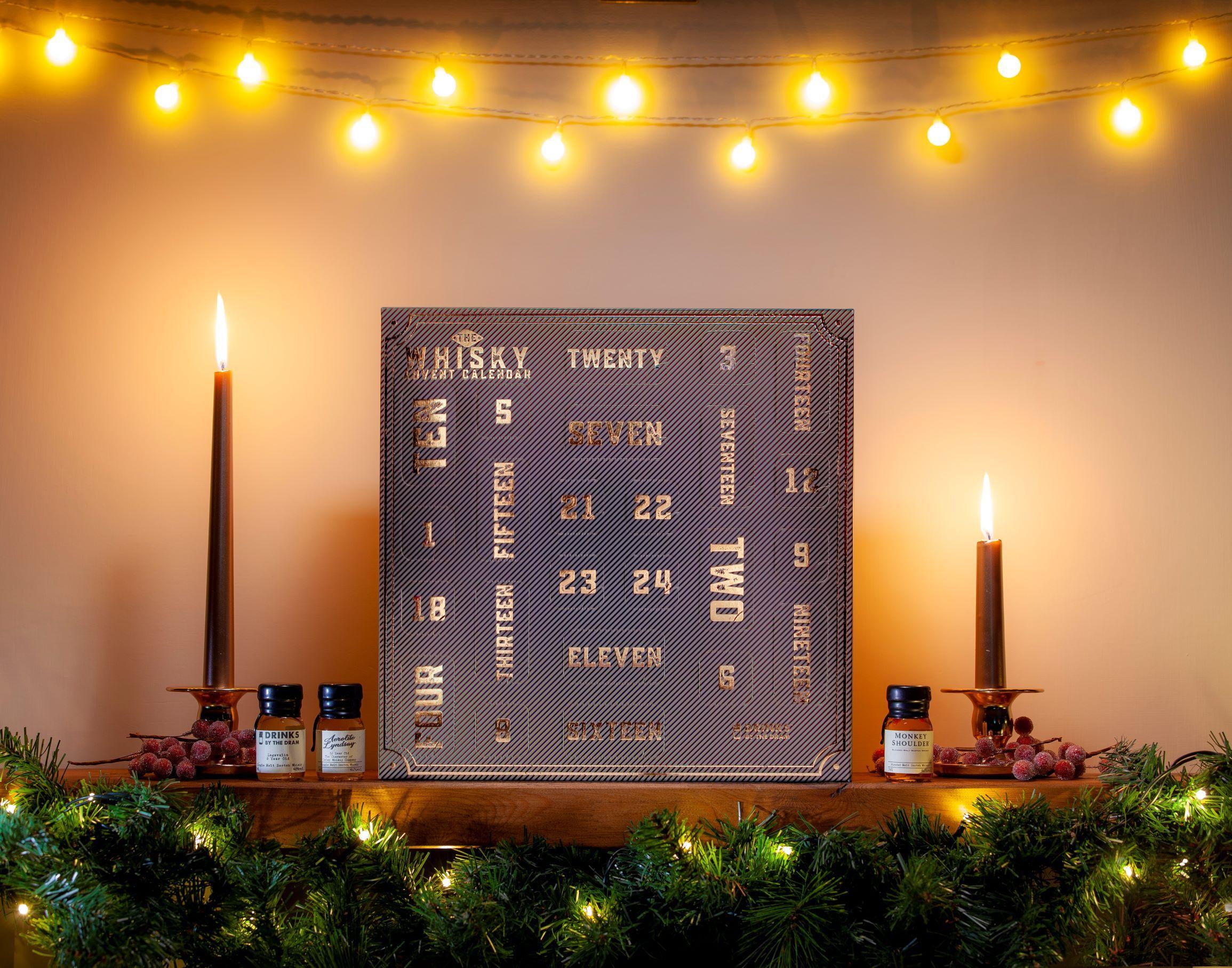 The Whisky Advent Calendar 2021