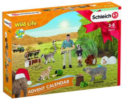 SCHLEICH Wild Life Adventskalender