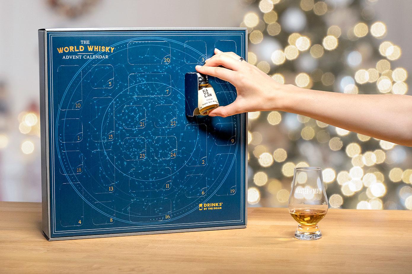 World Whisky Advent Calendar